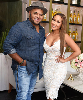 "Adrienne Bailon and Israel Houghton Say ""I Do"" in Paris"