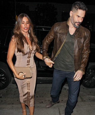 Sofia Vergara Shows Off Her Curves on Date Night With Joe Manganiello
