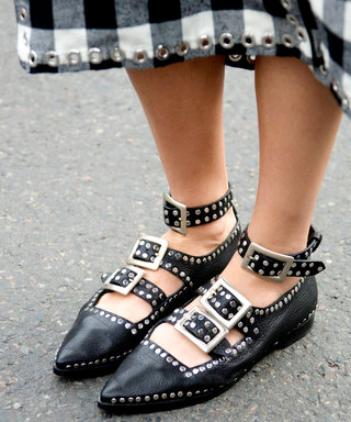 12 Evening Flats So Chic You'll Need An Uber