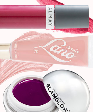 These Tinted Lip Balms Are the Ultimate Lipstick-Treatment Hybrids