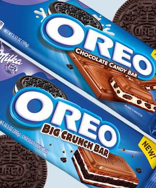 Oreo Debuts Chocolate Candy Bars to Perk Up Your Day