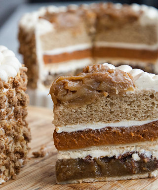 Order a PieCaken This Holiday and Have All Your Dessert Bases Covered