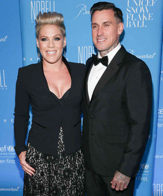 Pink and Husband Sometimes Go a Year Without Sex