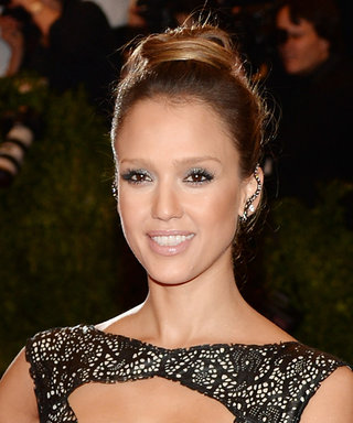 Jessica Alba's 2013 Met Gala Gown Is Up for Sale—Here's Why