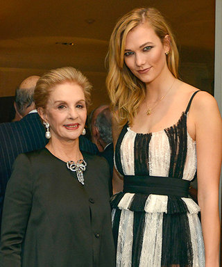 How Carolina Herrera Is Celebrating 35 Years in Fashion