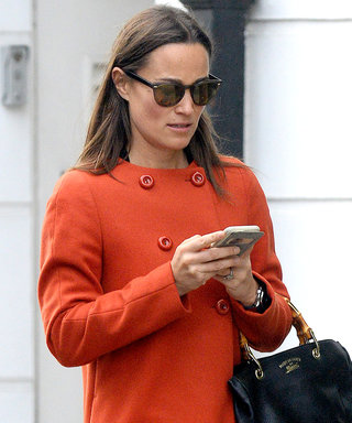 Pippa Middleton's Bold Fall Look Proves That Accessories Make the Outfit
