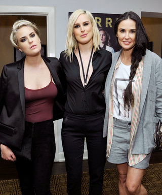 Rumer and Tallulah Willis, Demi Moore's Daughters, Are Certified BFFs