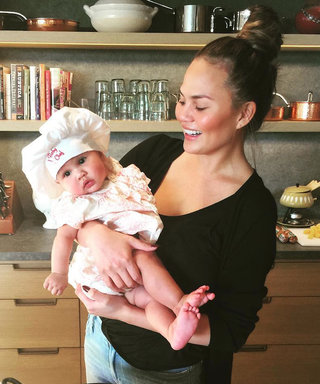 Chrissy Teigen Gets Real About How Celebrities Lose Baby Weight So Fast