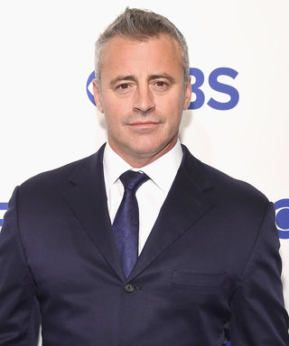 Matt LeBlanc Is THAT Embarrassing Dad at the Taylor Swift Concert