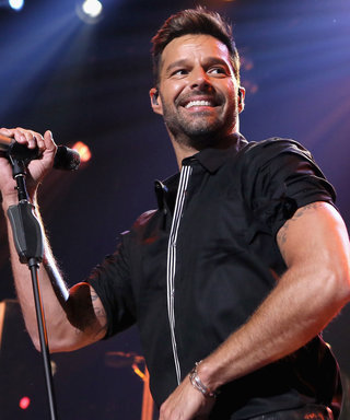 "Newly Engaged Ricky Martin Will Be ""Livin' La Vida Loca"" in Las Vegas"