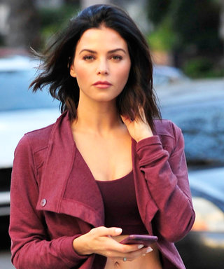 Jenna Dewan Tatum's Berry Enviable Abs Have Us Doing Crunches, Stat