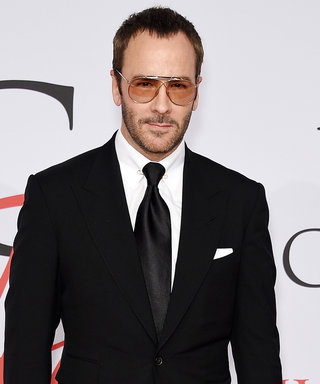 Tom Ford Would Never Be Caught Dead in Flip Flops