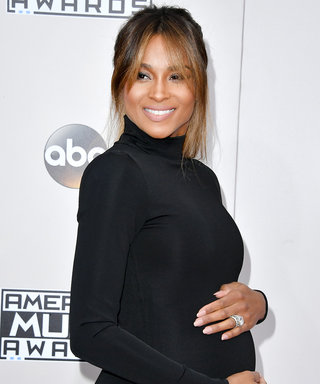 "Ciara Is Taking Advantage of Her Second Pregnancy to ""Eat Everything"""