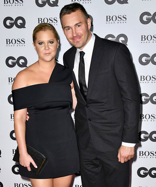 Amy Schumer Wishes Boyfriend Happy 1-Year Anniversary with This Sweet and Sassy Message
