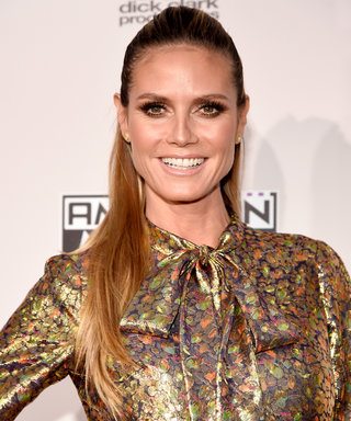 Heidi Klum Shows Off Her Incredible Bikini Body