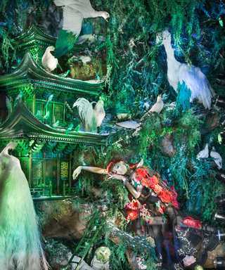 See the Most Gorgeous N.Y.C. Holiday Window Displays of 2016