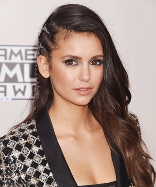 "Nina Dobrev Admits to Having a ""Love-Hate Relationship"" with Her Eyebrows"