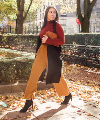 How My First Pair of Wide-Leg Pants Helped Me Become an Adult