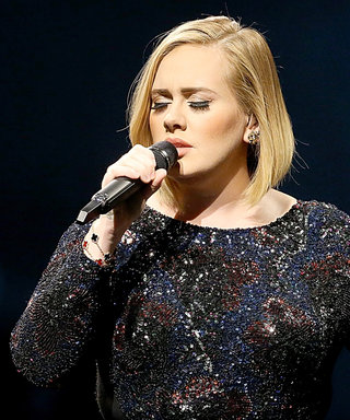 Adele's Son Made Her This Sweet End-of-Tour Present