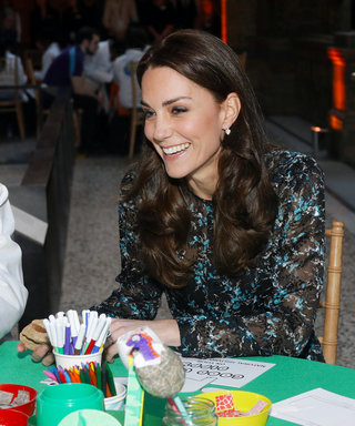 "Kate Middleton Says Princess Charlotte Is ""Very Chatty"""