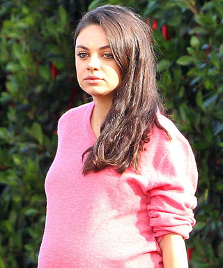 Mila Kunis's Best Maternity Style Moments