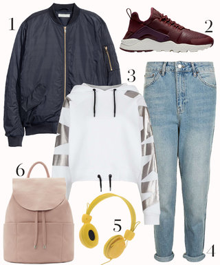We've Got the Perfect Look for Your Thanksgiving Eve Plans