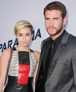 """Liam Hemsworth Gives His """"Favorite Little Angel"""" a New Ring"""