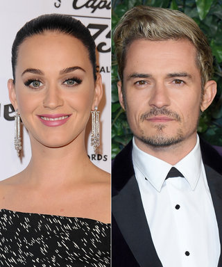 Katy Perry & Orlando Bloom Spend Their Thanksgiving in PJs