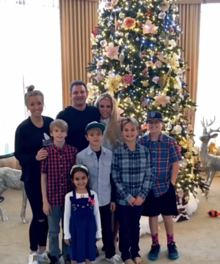 Britney Spears Shows Off Her Gorgeous Christmas Tree in Instagram Video