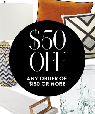 30 Days of Deals: Get $50 Off of $150 at Serena & Lily