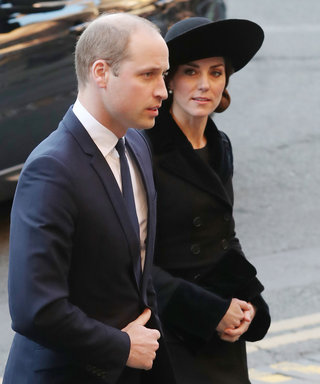 Kate Middleton Makes All Black Look Chic