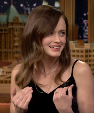 Even Alexis Bledel Was Shocked by the Final Gilmore Girls Words