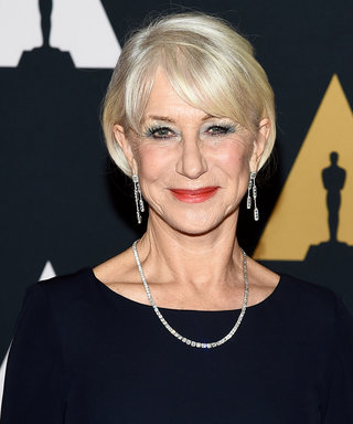 Dame Helen Mirren Dishes on Being a Sex Symbol at 71