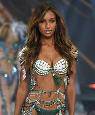 Jasmine Tookes Debuts $3 Million Fantasy Bra at 2016 #VSFashionShow