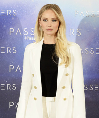 Jennifer Lawrence May Have Just Convinced Us to Get a Skirt Suit