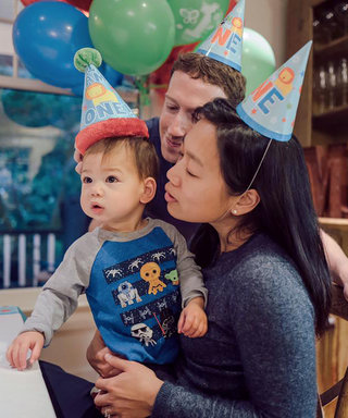 Mark Zuckerberg's Daughter Turns One & Gives HIM the Sweetest Gift