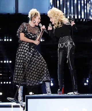 "Miley Cyrus Went Full Country to Sing ""Jolene"" with Dolly Parton"