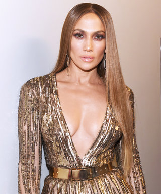 What's the Deal with Jennifer Lopez's Black Eye?