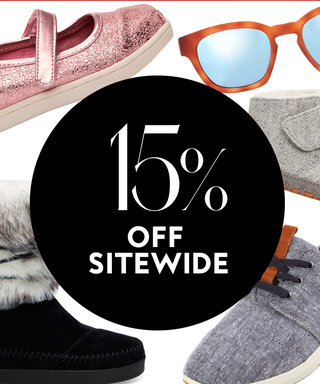 30 Days of Deals: 25% Off Sitewide at TOMS