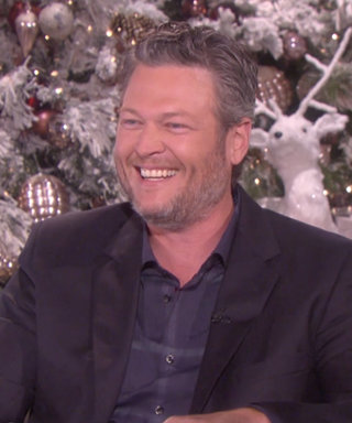 Listen to Blake Shelton Gush Over Gwen Stefani and Swoon