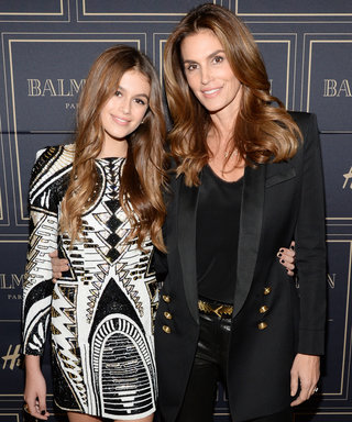 Cindy Crawford & Kaia Gerber Are Biking Babes in Mother-Daughter 'Gram