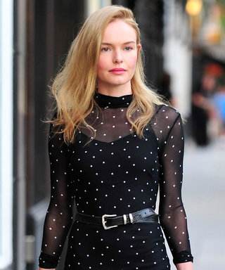 Kate Bosworth Makes This $58 Dress Look Like a Million Bucks