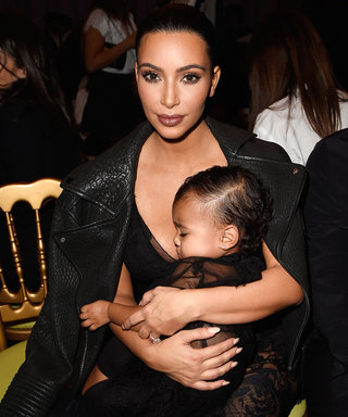 Saint and North West Are the Stars of This Adorable Snapchat Filter