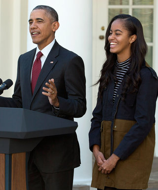 21 of President Obama's Ultimate Dad Moments—in GIFs