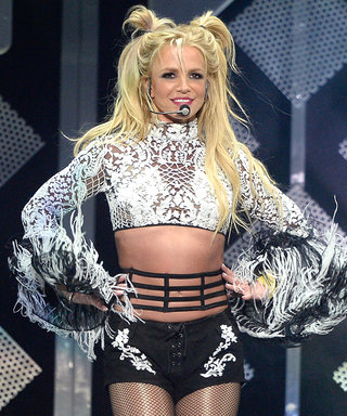 Watch Britney Spears Get Treated to an Epic Birthday Song at Jingle Ball