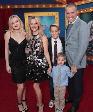 Reese Witherspoon and Matthew McConaughey Bring Their Whole Families to the Sing Premiere