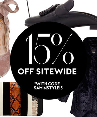 30 Days of Deals: 15% Off Full-Priced Items at Sam Edelman