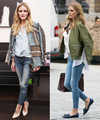 These Are the Jeans Style Star Olivia Palermo Swears by