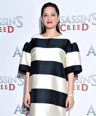 Marion Cotillard's Chic Maternity Style
