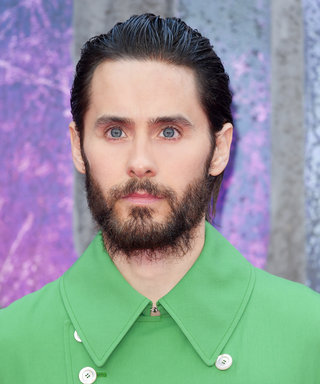 Jared Leto's New Hair Is Business in the Front, Party in the Back